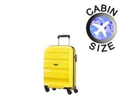Mała walizka AMERICAN TOURISTER 85A*001 żółta